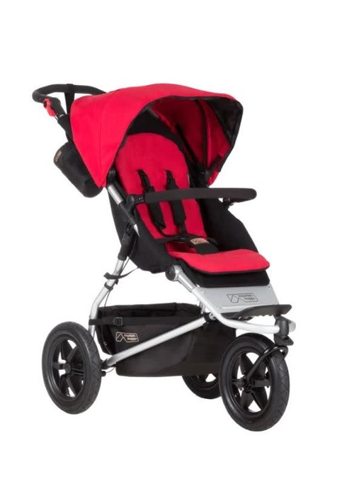 Mountain Buggy Mountain Buggy Urban Jungle Stroller In Berry