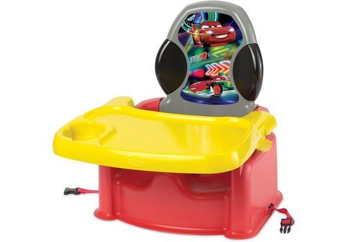 The First Years The First Year's Disney Cars Feeding Booster Seat