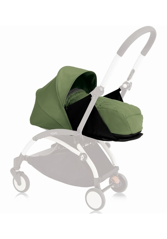 BABYZEN YOYO Newborn Color Pack In Peppermint