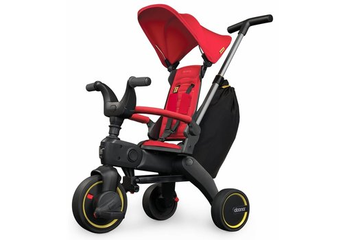 Doona Doona Liki Trike S3 - Flame Red
