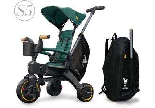 Doona Doona Liki Trike Deluxe S5 - Racing Green