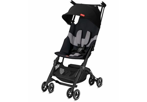 Cybex Cybex GB POCKIT+ All Terrain Velvet Black | black