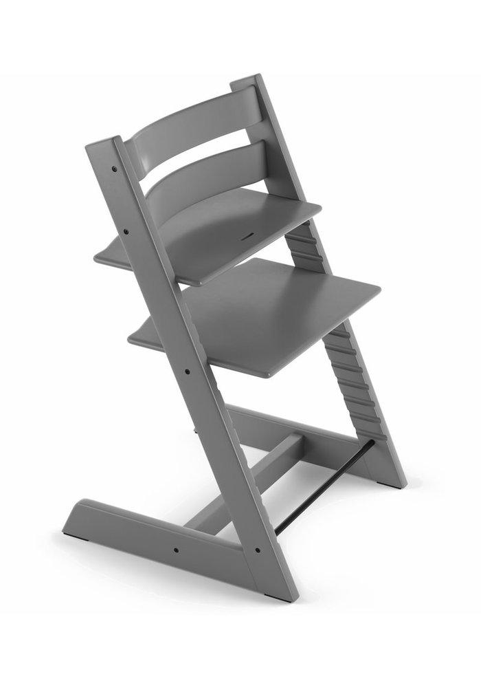 Stokke Tripp Trapp Classic Highchair In Storm Grey