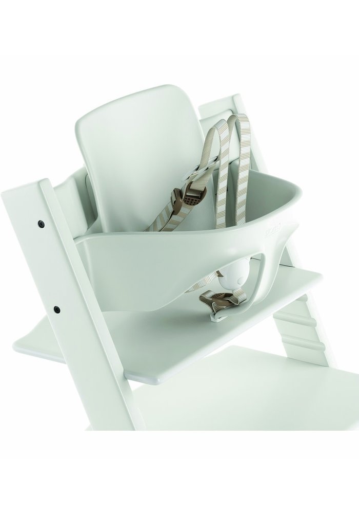 Stokke Tripp Trapp Baby Set In White
