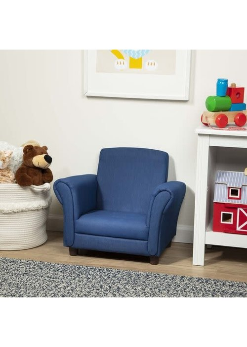 Melissa And Doug Melissa And Doug Child's Armchair-Denim