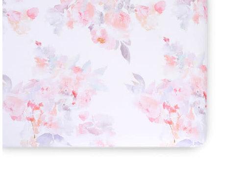 Oilo Oilo Crib Sheet In Prim (Jersey Fabric)