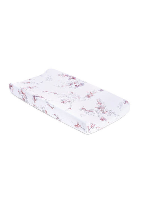 Oilo Oilo Changing Pad Sheet In Bella (Jersey Fabric)