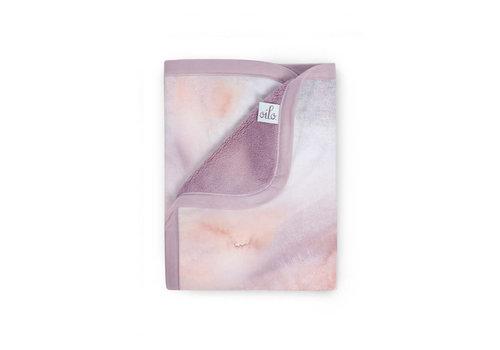 Oilo Oilo Blanket In Cuddle Sandstone