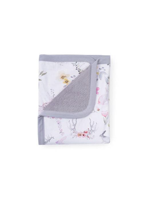 Oilo Oilo Blanket In Cuddle Fawn