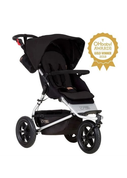Mountain Buggy Mountain Buggy Urban Jungle Stroller In Black