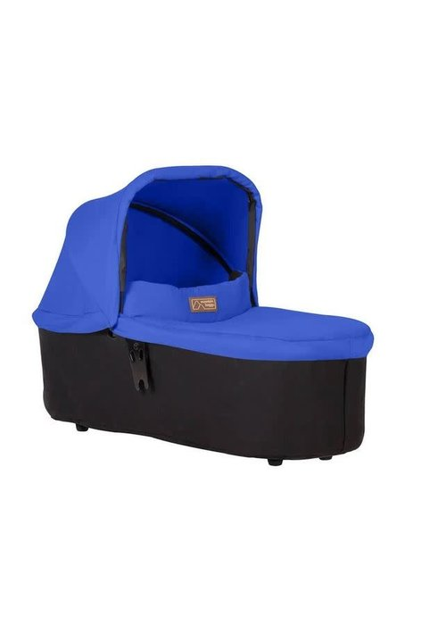 Mountain Buggy Mountain Buggy Duet Plus Carrycot In Marine
