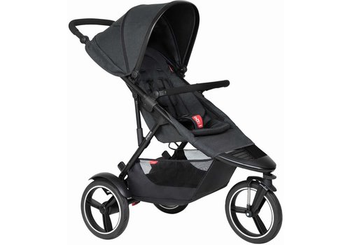 Phil And Teds Phil and Teds Dash Buggy In Black