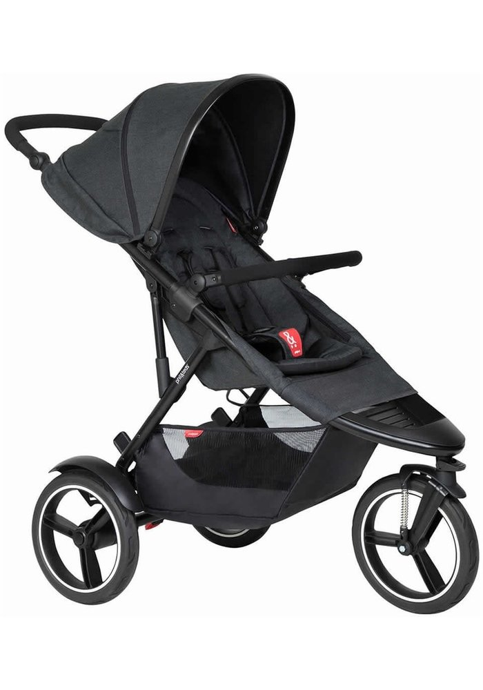 Phil and Teds Dash Buggy In Black