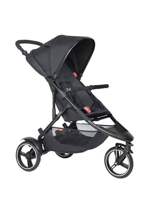 Phil And Teds Phil and Teds Dot Buggy In Black