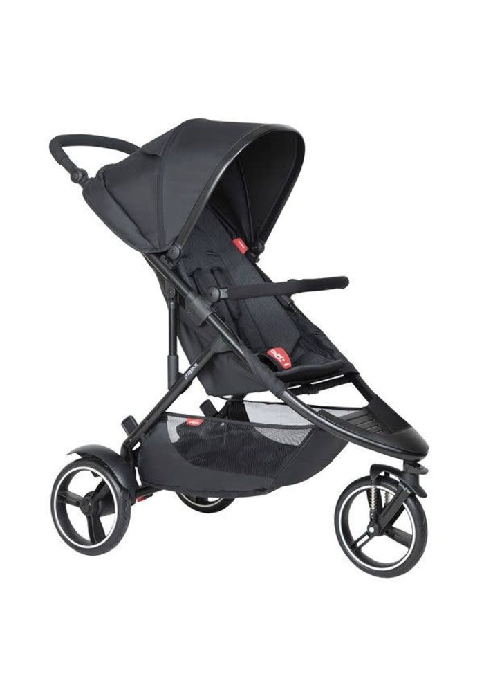 Phil and Teds Dot Buggy In Black