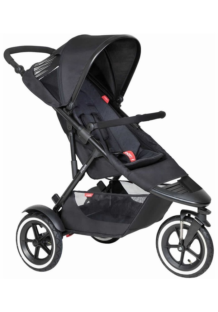 Phil and Teds Sport Buggy In Black