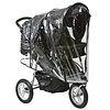 Valco Baby CLOSEOUT!! Valco Baby Single Joey Rain Cover For Single Stroller