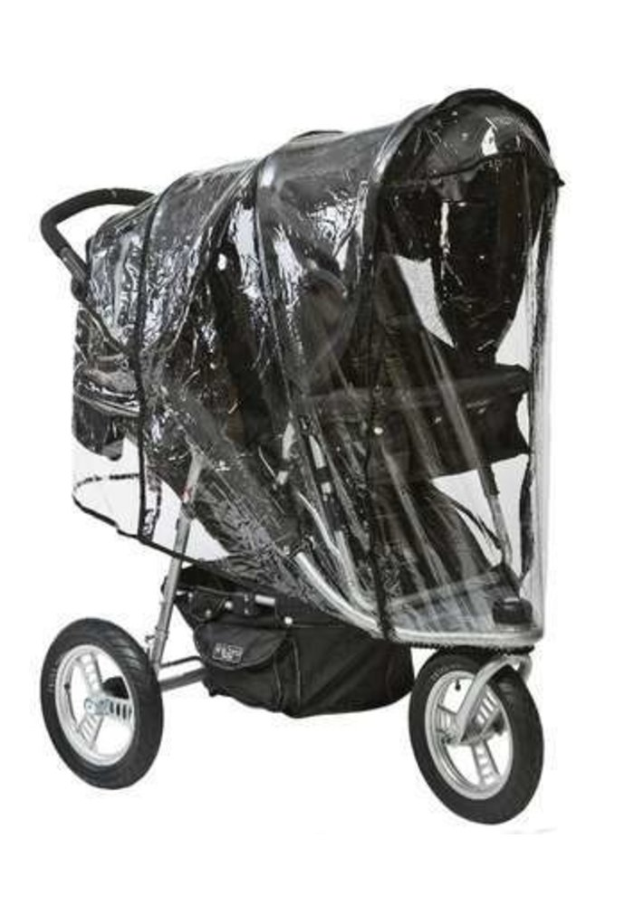 CLOSEOUT!! Valco Baby Single Joey Rain Cover For Single Stroller