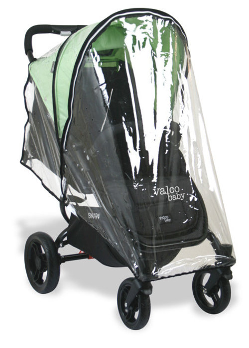 Valco Baby CLOSEOUT!! Valco Baby Snap 3 And Snap 4 Rain Cover