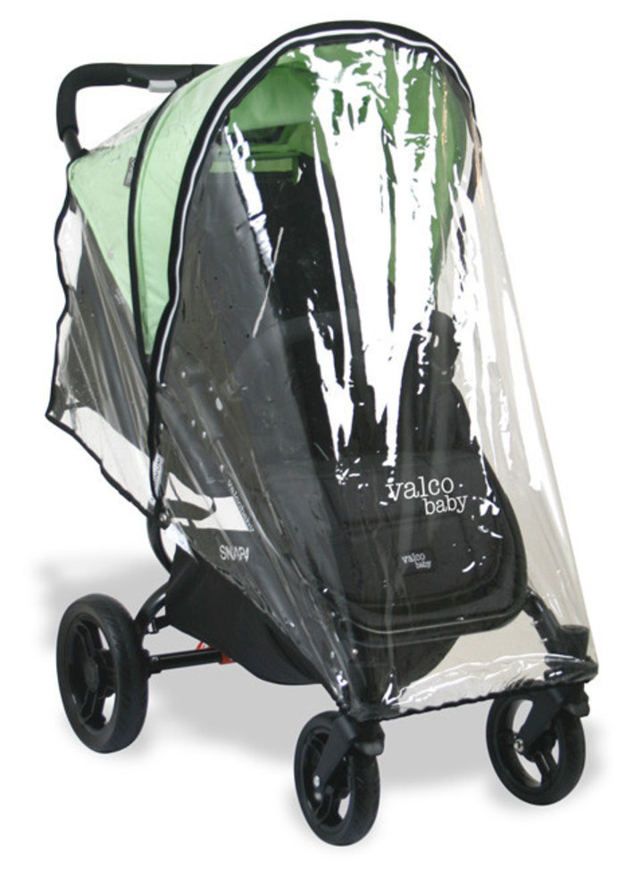 CLOSEOUT!! Valco Baby Snap 3 And Snap 4 Rain Cover