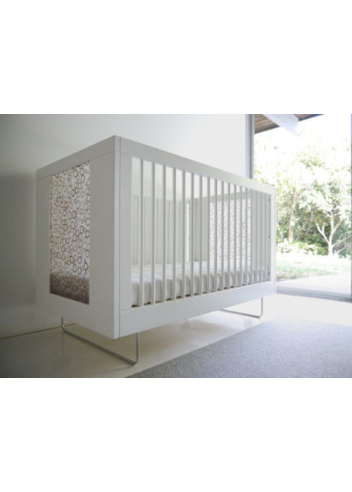Spot On Square Spot On Square Alto Crib With Bamboo Rings