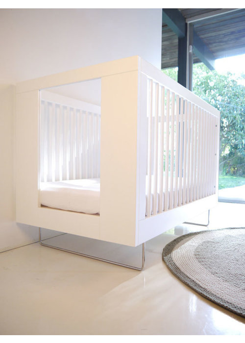 Spot On Square Spot On Square Alto Crib With Clear Acrylic
