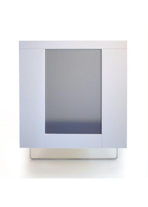 Spot On Square Spot On Square Alto Crib With Graphite Acrylic