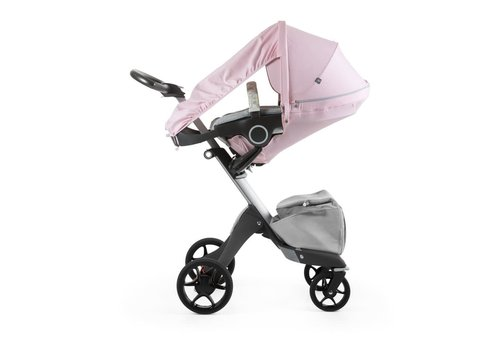 Stokke CLOSEOUT!! Stokke Summer Kit In Floral Pink