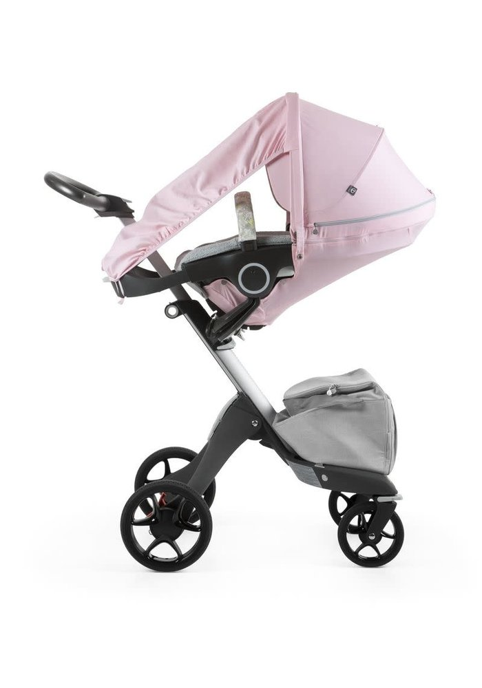CLOSEOUT!! Stokke Summer Kit In Floral Pink