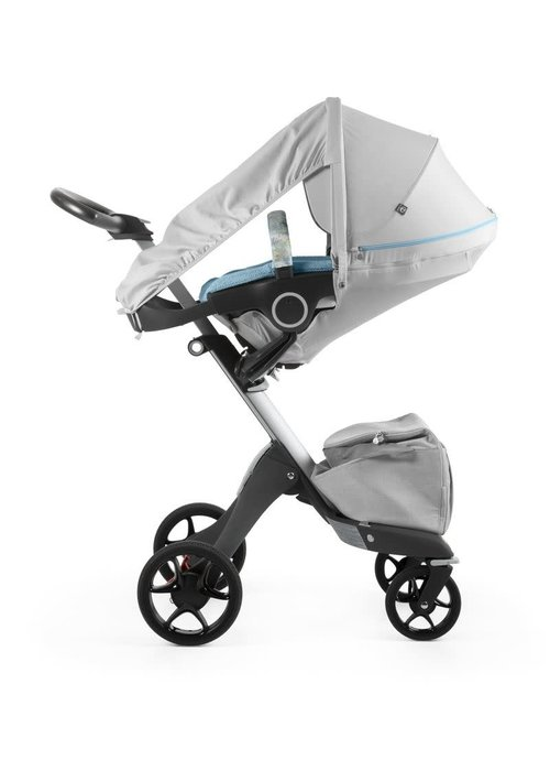 Stokke CLOSEOUT!! Stokke Summer Kit In Floral Blue