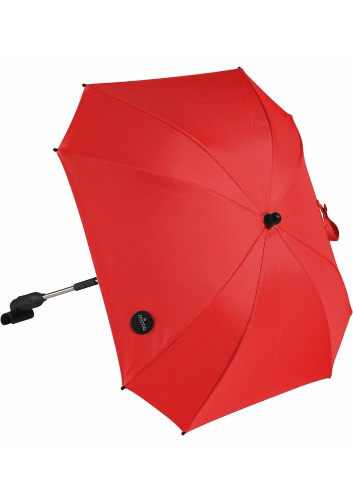 Mima Kids Parasol In Ruby Red