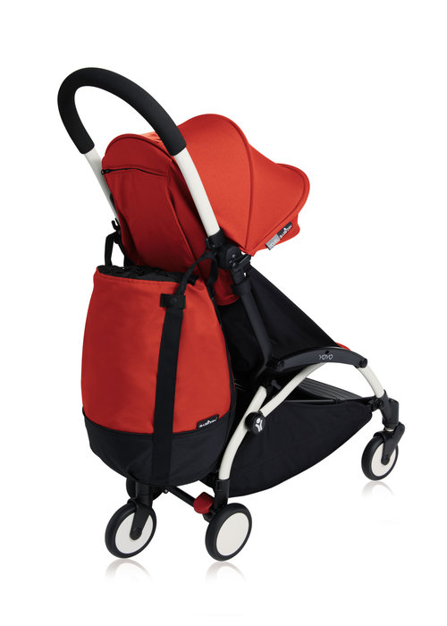 BabyZen BABYZEN YOYO Diaper Bag In Red