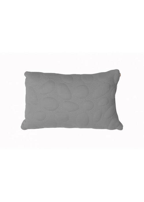Nook Sleep Nook Sleep Pebble Pillow Standard Size In Misty