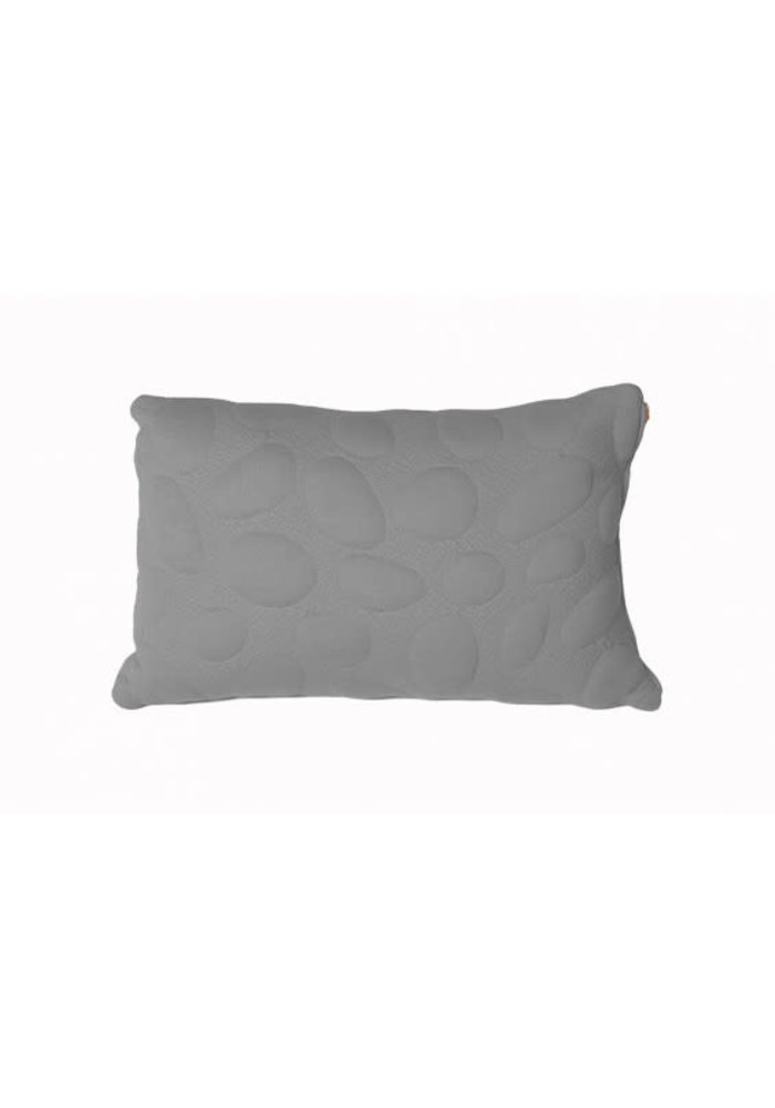 Nook Sleep Pebble Pillow Standard Size In Misty