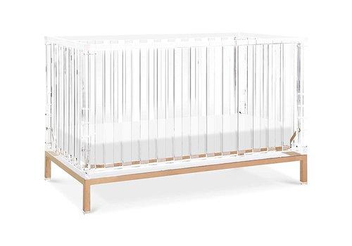 Nursery Works Nursery Works Luma Crib - Lucite