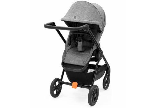 Stokke Stokke Beat Light Weight Stroller In Black Melange