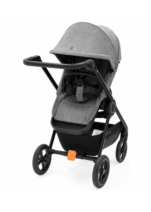 Stokke Stokke Beat Light Weight Stroller In Black Melange