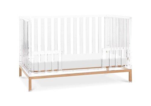 Nursery Works Nursery Works Luma Toddler Rail - Lucite (Crib Sold Seperately)