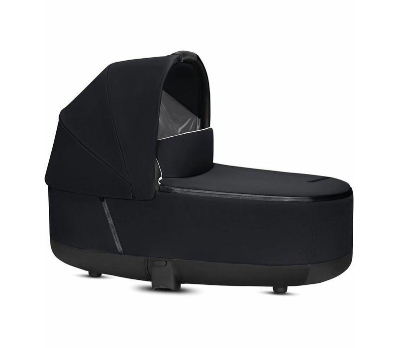2020 Cybex Priam 3 Lux CarryCot - Premium Black