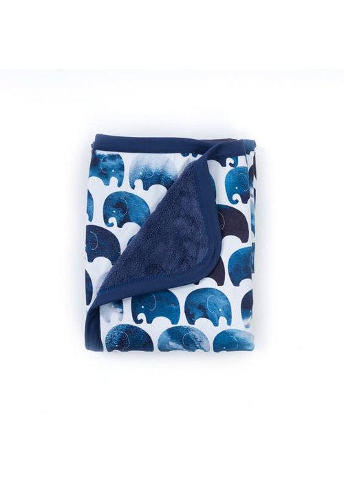 Oilo Oilo Blanket In Cuddle Elephant