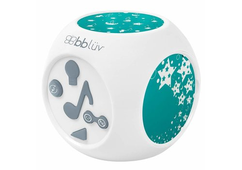 Bbluv BBluv- Kübe - Musical Night Light with Projection