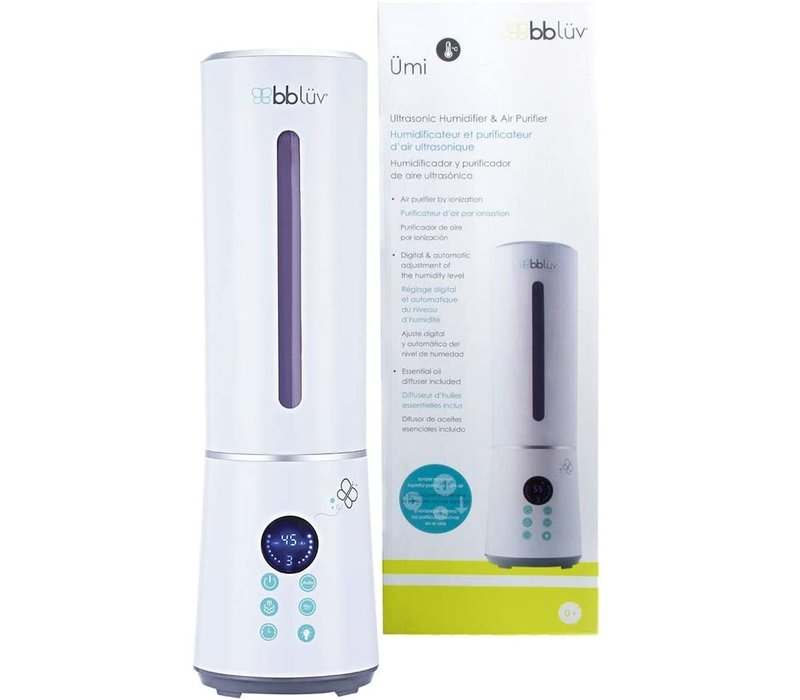 BBluv- Ümi - Ultrasonic Humidifier & Air Purifier