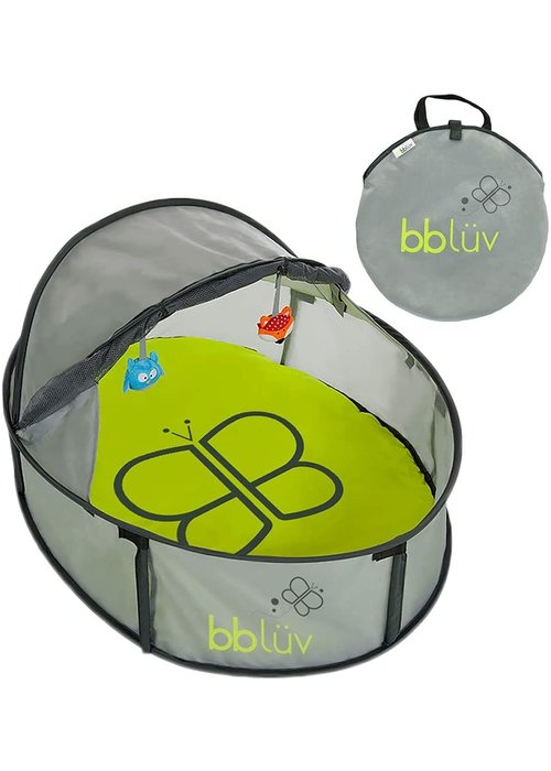 Bbluv BBluv- Nidö - 2 in 1 Travel & Play Tent