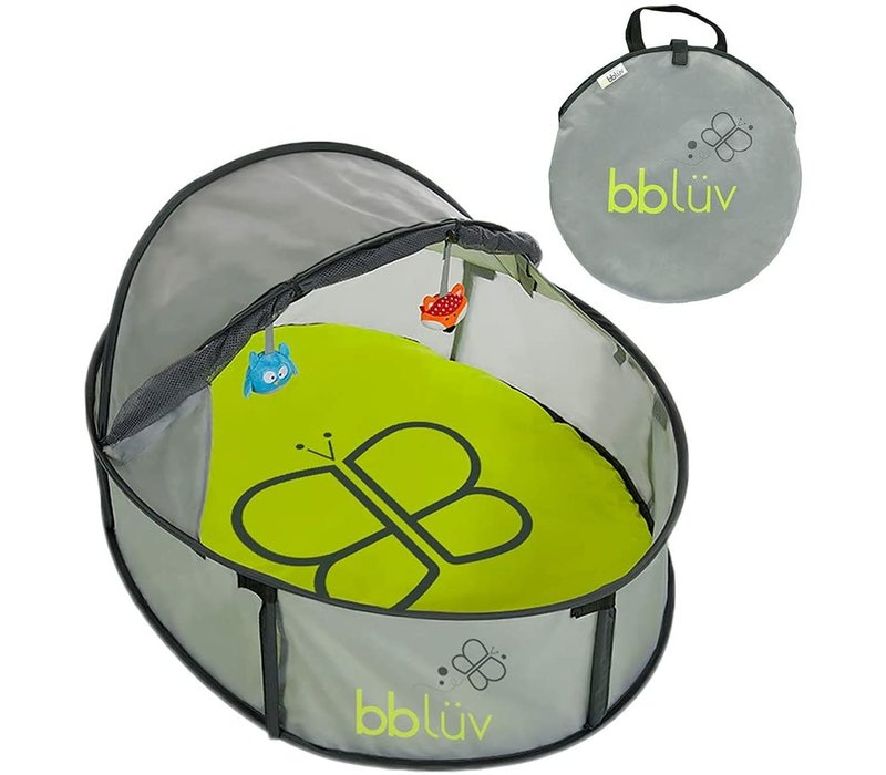 BBluv- Nidö - 2 in 1 Travel & Play Tent