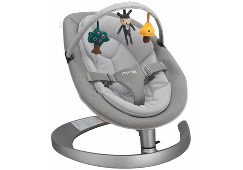 Nuna Nuna Leaf Grow Baby Seat Lounger and Swing - Oxford