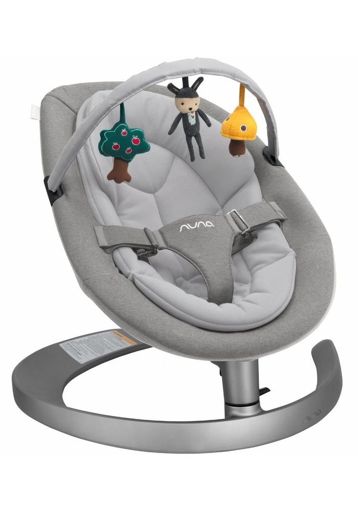 Nuna Leaf Grow Baby Child Seat and Swing - Oxford
