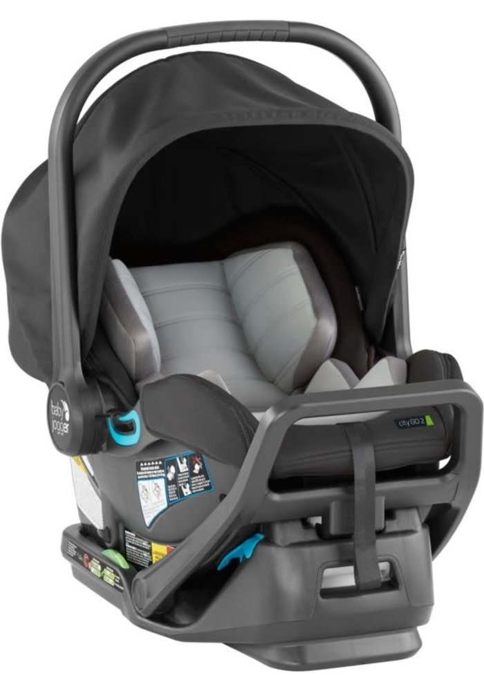 2020 Baby Jogger City Go 2 Infant Car Seat In Slate