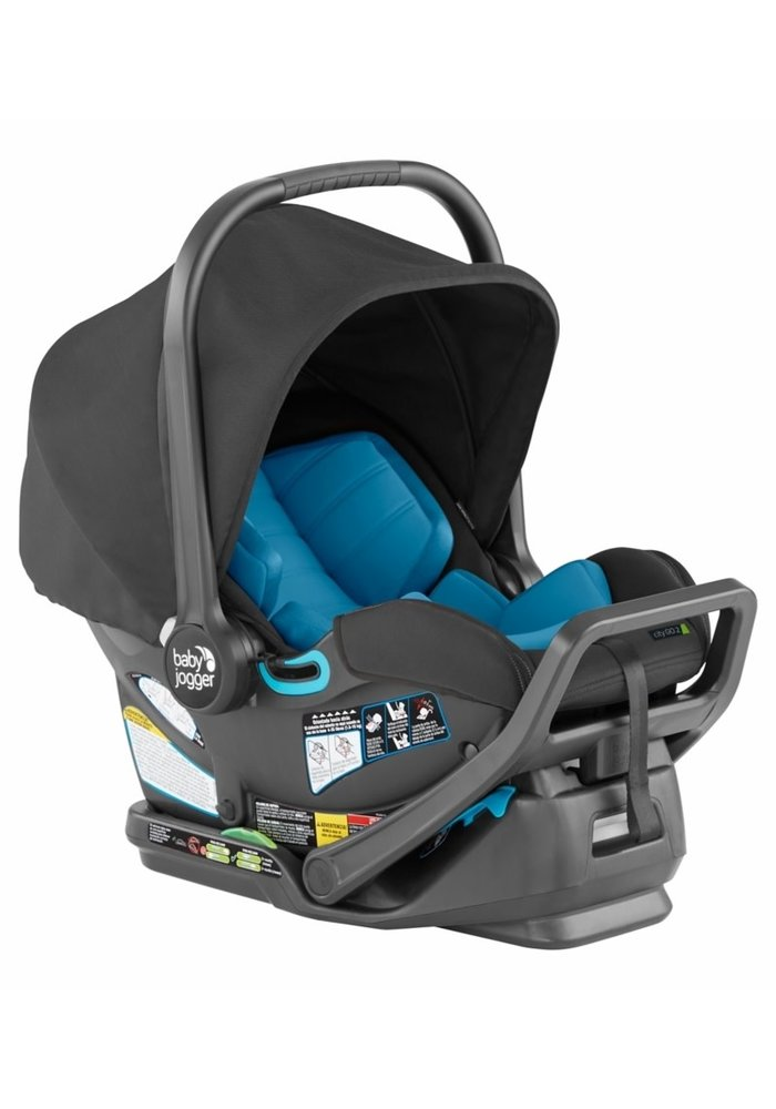 2020 Baby Jogger City Go 2 Infant Car Seat In Mystic
