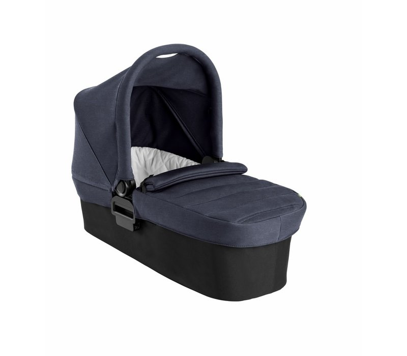 2020 Baby Jogger City Mini 2 Double Bassinet In Carbon