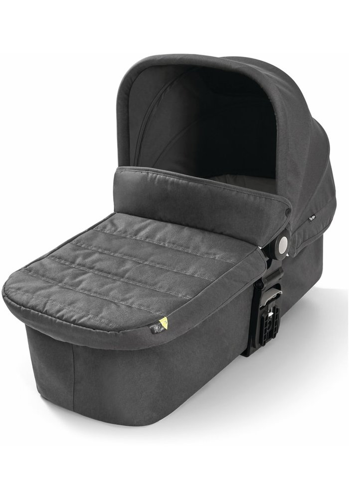 Baby Jogger City Tour Lux Foldable Bassinet In Granite
